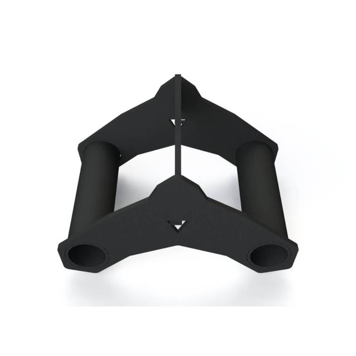 Fat Grip Parallel Triangle Attachment top