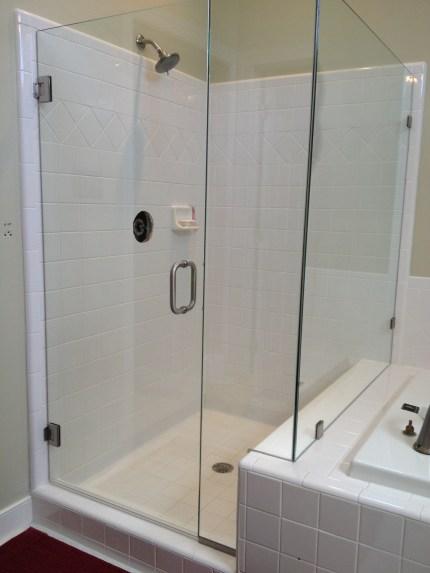 Frameless Shower Door Richmond Va