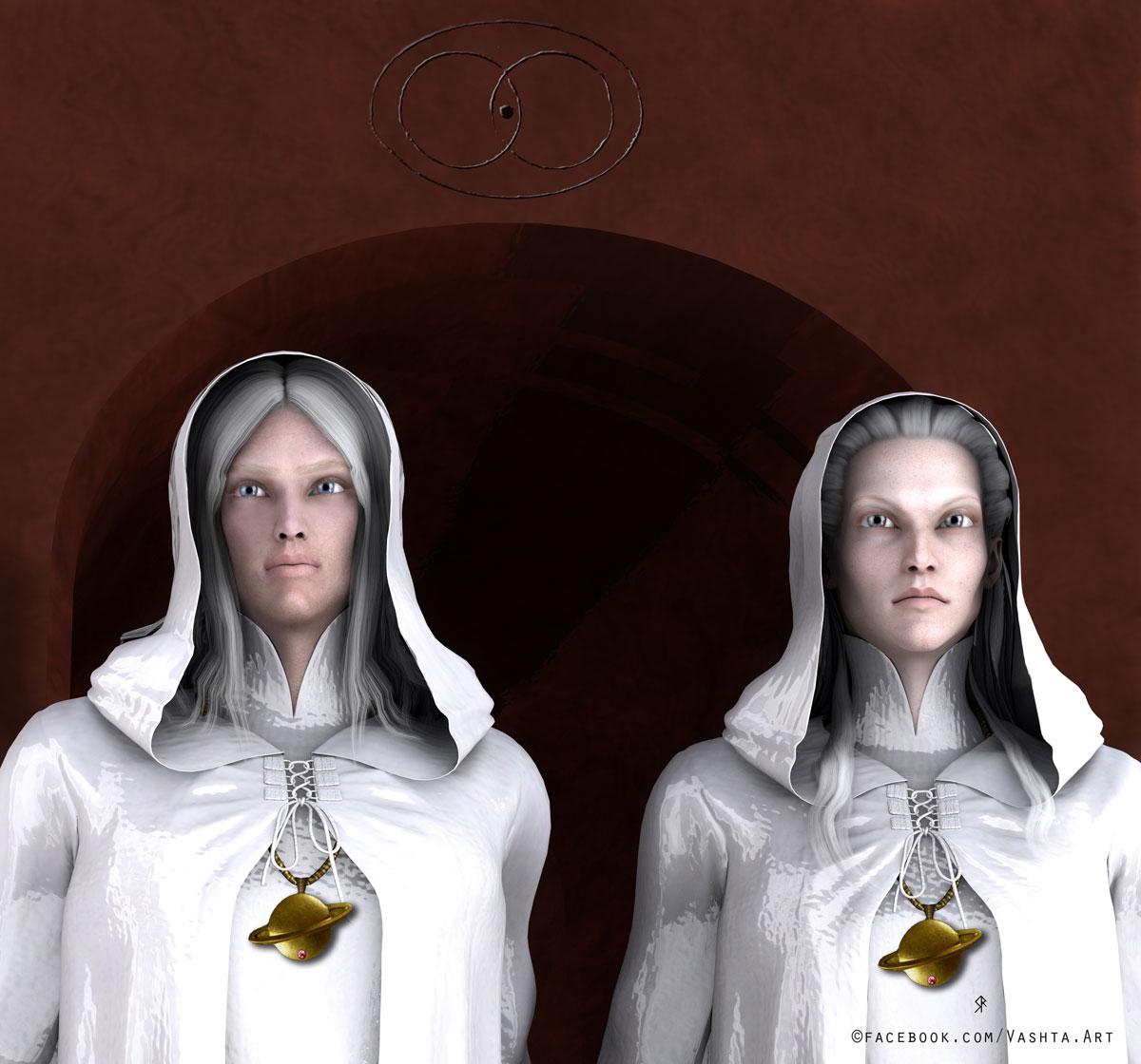 Inner Earth guards