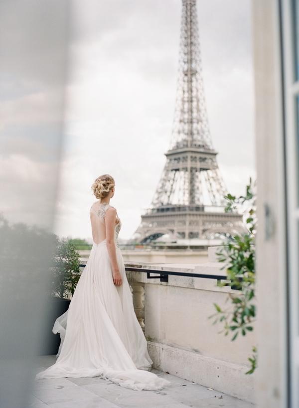Shangri La Paris Wedding Vasia Photography