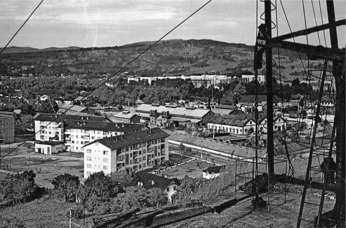 Ce a fost înainte de petrol la Moreni?