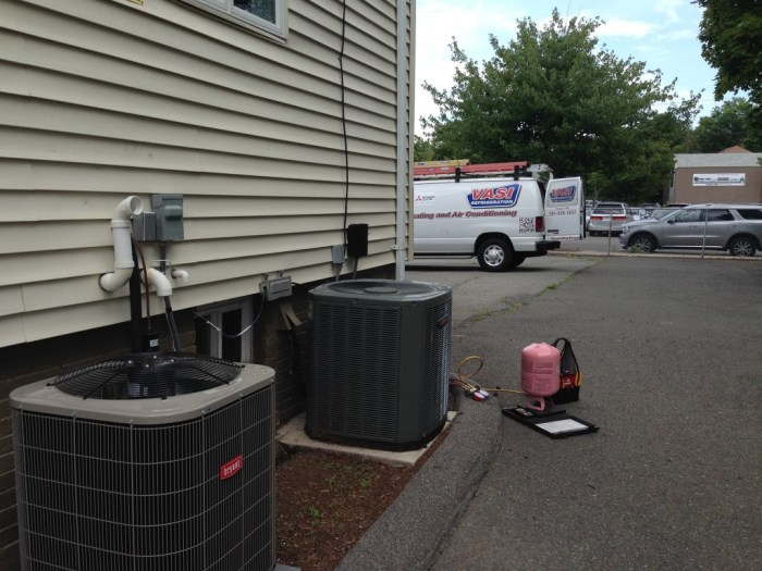 Residential HVAC R Services - Vasi Refrigeration