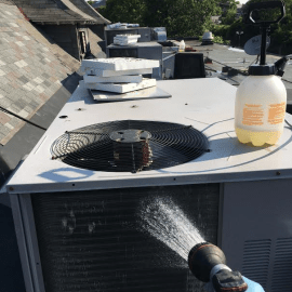 Vasi hvac preventative maintenance roof top units and exhaust fans