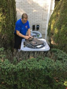 Replace a old R22 HVAC system