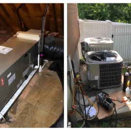 Benefits of AC Replacement