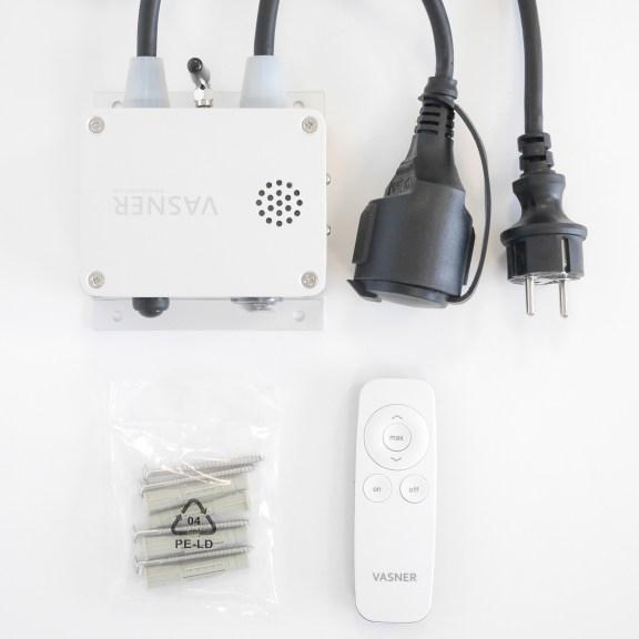 Bluetooth Dimmer Box im Infrarot Terrassenstrahler Ratgeber