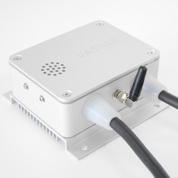 Antenne Bluetooth und IP 65 Schutz