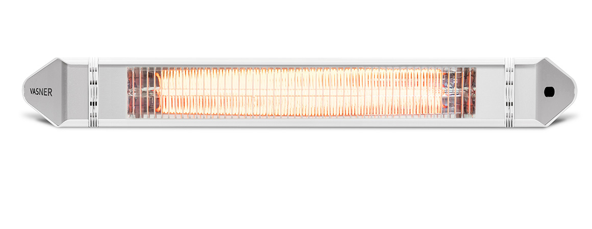 electric patio heater 2500 w remote
