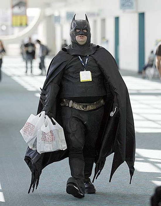 Batman Cosplay Chungo