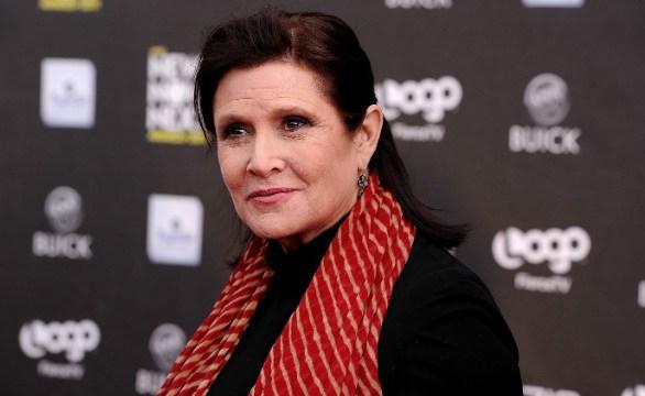 Carrie volverá a ser Leia.