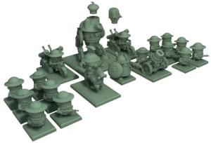 Ejército Rivet Wars