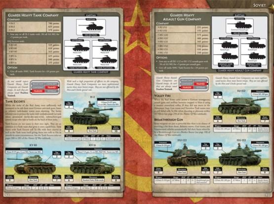 Ya puedes montar tu compañía de tanques pesados Soviéticos IS-2