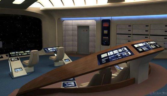 El Enterprise es más bonito que mi casa