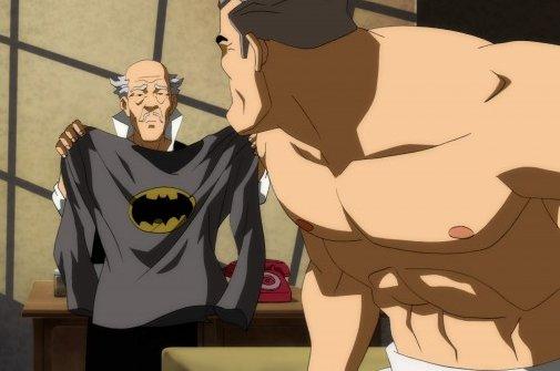Batman en tetas
