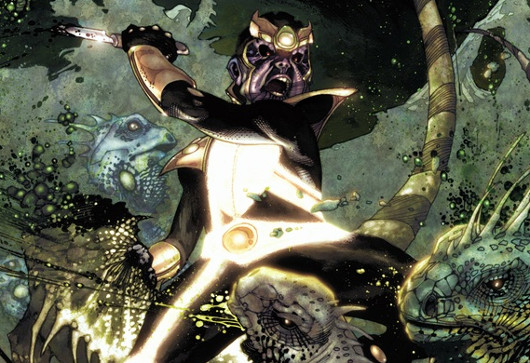 Thanos matando bichas