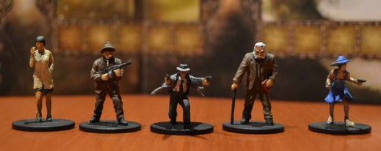 5 investigadores.