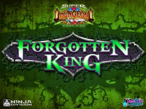 En Forgotten King lo veremos todo en verde.