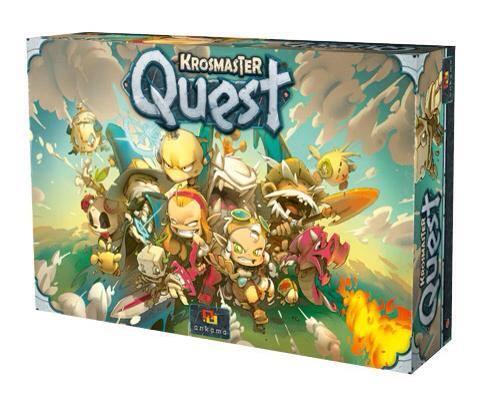 Caja de Krosmaster Quest
