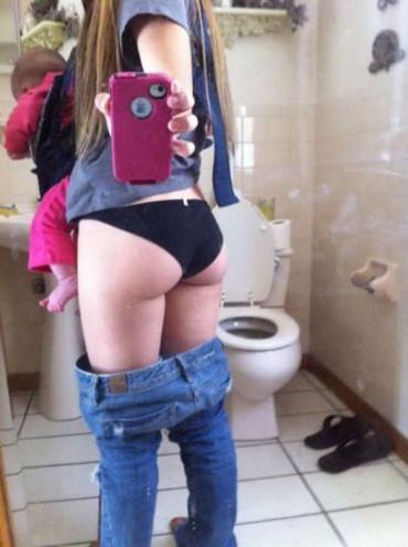 Mamis que se hacen un selfie con sus nenes