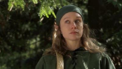 Una elfa guapa nunca sobra