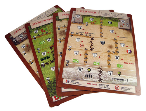 Mapas de batalla