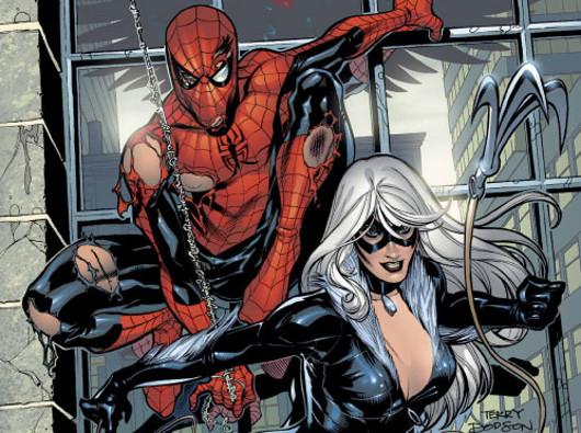Spiderman hecho un trapo