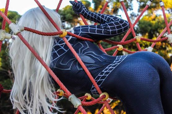 Spiderman así mola más
