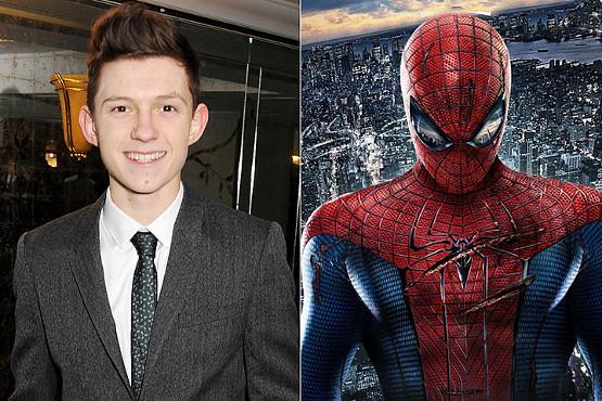 Este criajo será Spiderman
