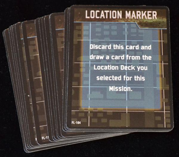 Cartas genericas de localización