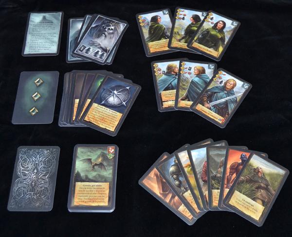 Gestionar las cartas correctamente es fundamental en Andor