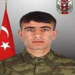 Piyade Sözleşmeli Onbaşı Recep Durak (Diyarbakır)
