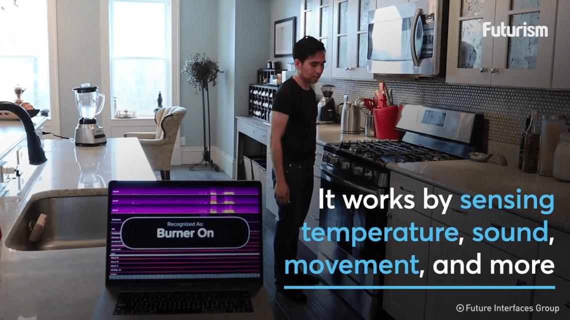 Bu Sensör, Eviniz Hakkında Bildiğinizden Daha Fazlasını Biliyor