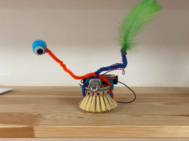 Rennroboter