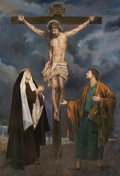 Vía Crucis presidido por el Santo Padre Francisco en el Coliseo -  Meditaciones (Viernes Santo, 19 de abril de 2019)