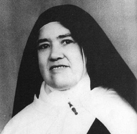 « Sœur Lucie » en 1967, à l'âge de 60 ans