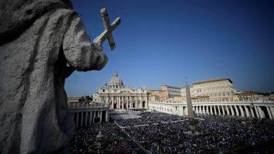 Một lễ phong hiển thánh tại Vatican