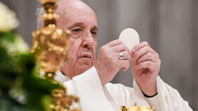 Pope's schedule for Lent and Easter - Vatican News