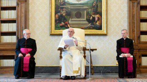 教皇フランシスコ、2020年5月27日の一般謁見