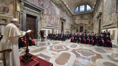 2020.02.15 Apertura del 91 Anno Giudiziario del Tribunale dello Stato della Città del Vaticano