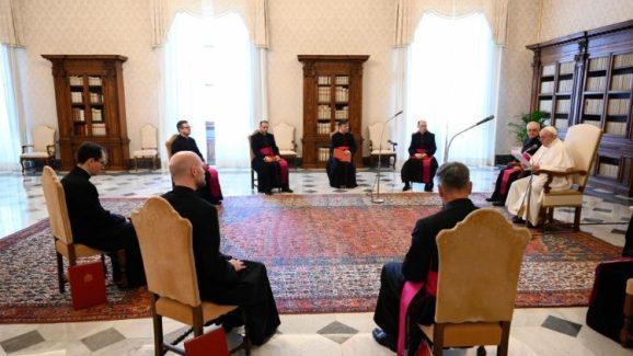 教皇フランシスコによる一般謁見 2020年6月24日
