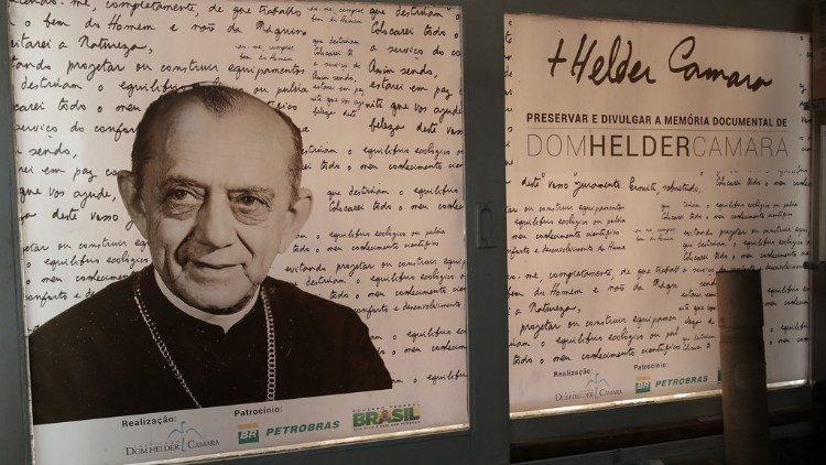 O processo de beatificação de Dom Helder está em andamento