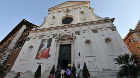 ローマのサント・スピリト・イン・サッシア教会