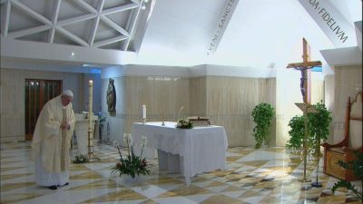 Pope to celebrate Mass for JPII centenary on 18th May, cease live-broadcast of daily Mass