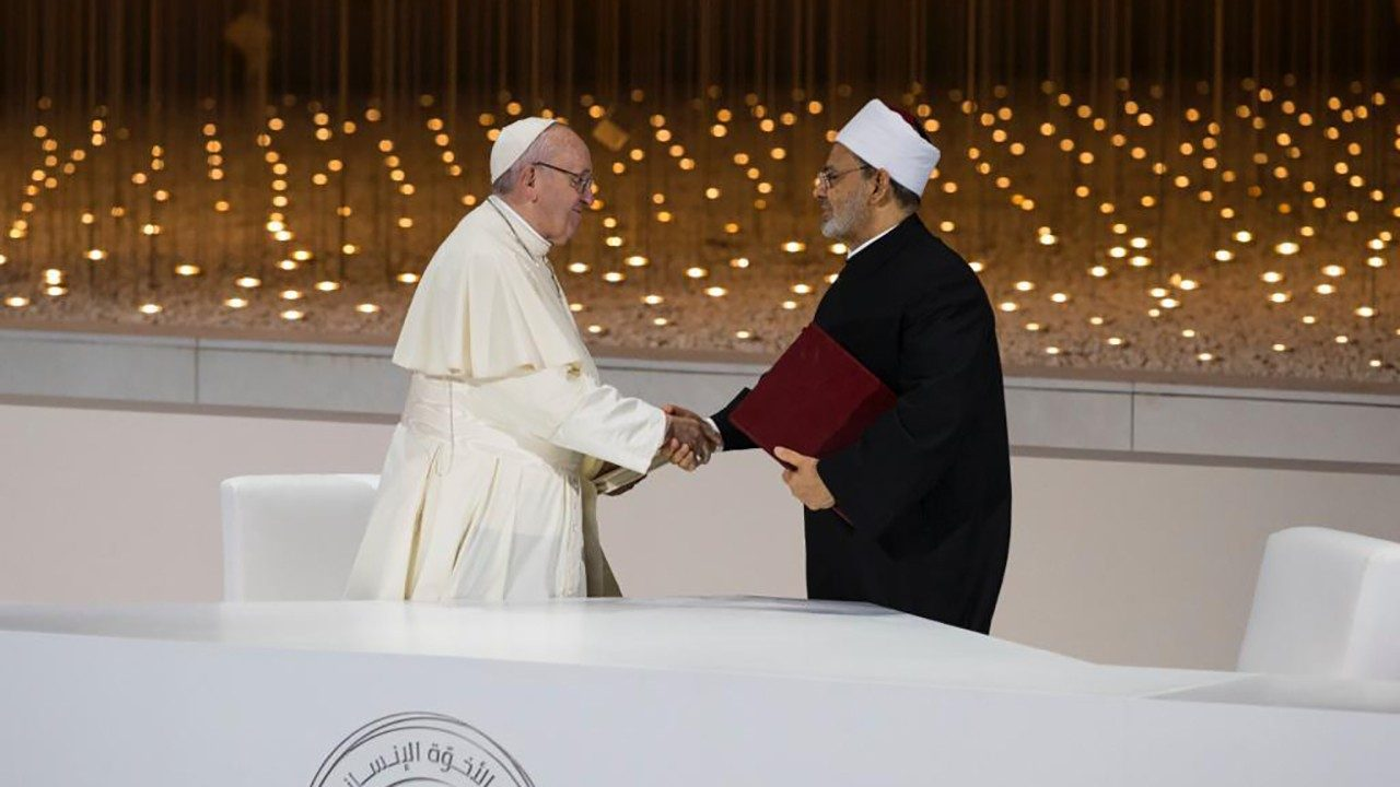 Nominations open for 2021 Zayed Award for Human Fraternity - Vatican News