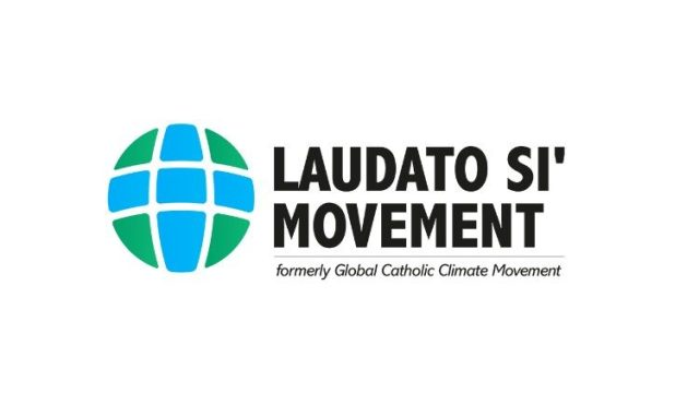 The new logo for the Laudato si' Movement