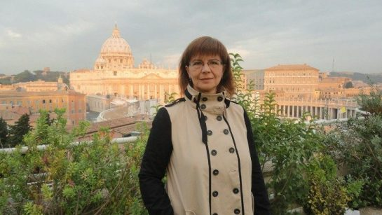 Dr. Ewa Kusz, Deputy Director of the Center for Child Protection at the Ignatianum Academy in Krakow