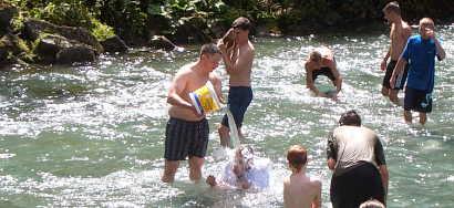 Wasserschlacht 1