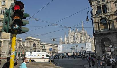 Milano Domplatz