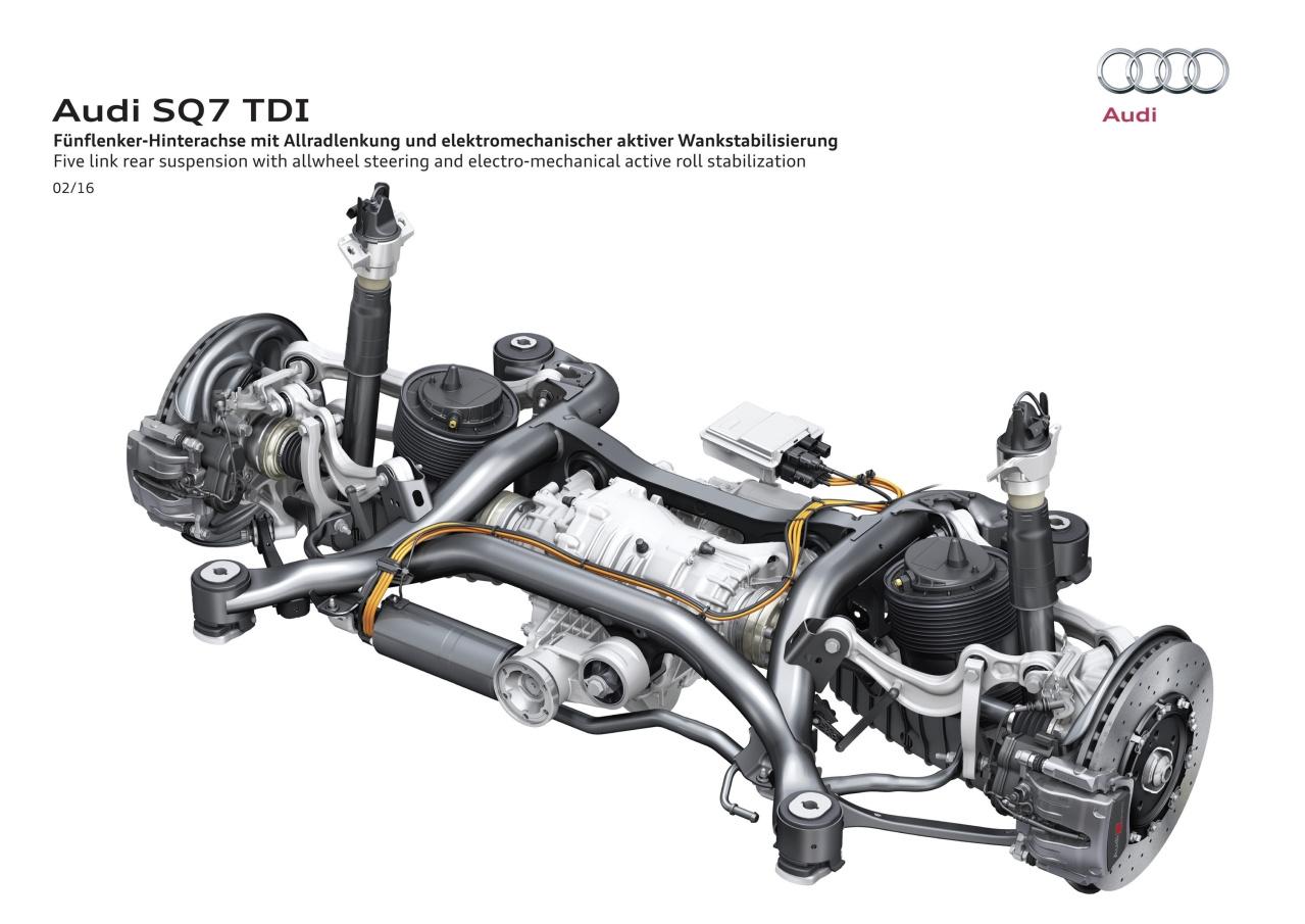 Power Suv Mit 48 Volt Bordnetz Und Elektrischem Turbolader