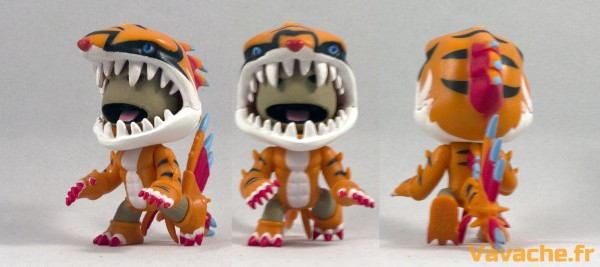Figurine Sackboy Tigershark
